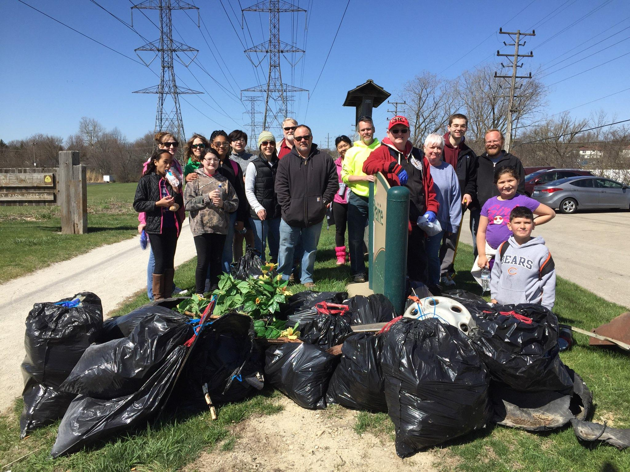 2018 Earth Day Cleanup